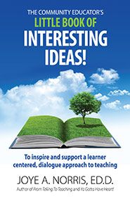 The Community Educators Little Book of Interesting Ideas