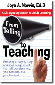 From Telling To Teaching